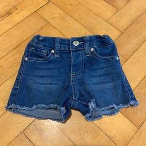Ag Frayed Shorts